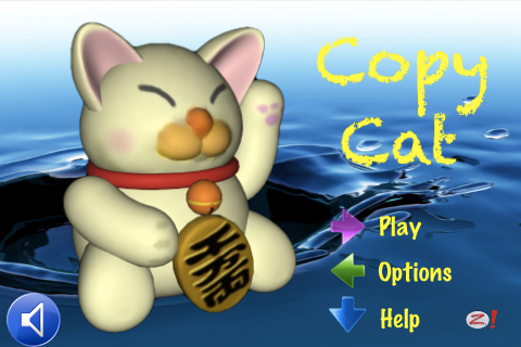 Screenshot Copy Cat – Tilt 3D Memory Game