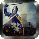 A Medieval  Mayhem: A Middle Ages Memory Card Game With Multiplayer Attacks! mobile app icon