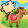 A Magic Horse-s Puzzle in the Fairy-Tale World! Free Kid-s Learn-ing Game-s with Fun